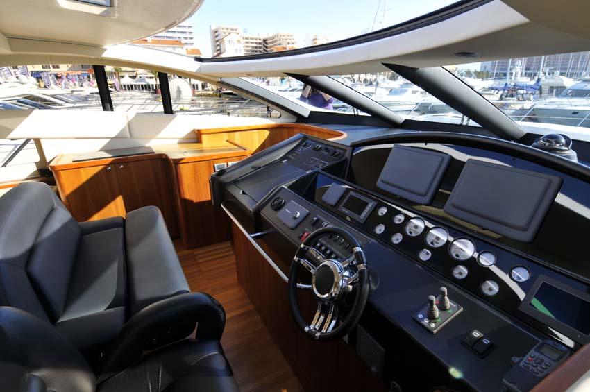 Really. join Yacht bridge design